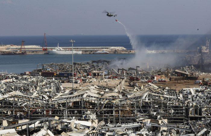Beberapa Orang Lebanon menyambut persatuan dan bantuan Israel