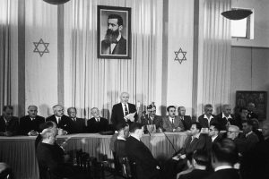 Mengenal Kehidupan David Ben-Gurion dan tujuannya mendirikan Israel