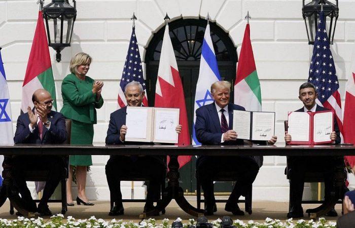 Setelah Perjanjian Abraham, Sikap Negara-negara Arab Terhadap Israel Menjadi Moderat