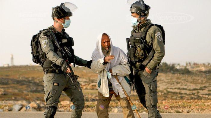 Pasukan Israel Menembaki Warga Palestina, Ratusan Terluka