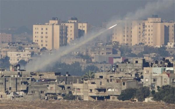 Israel memaksimalkan serangan di Gaza dikala konflik memasuki hari kelima